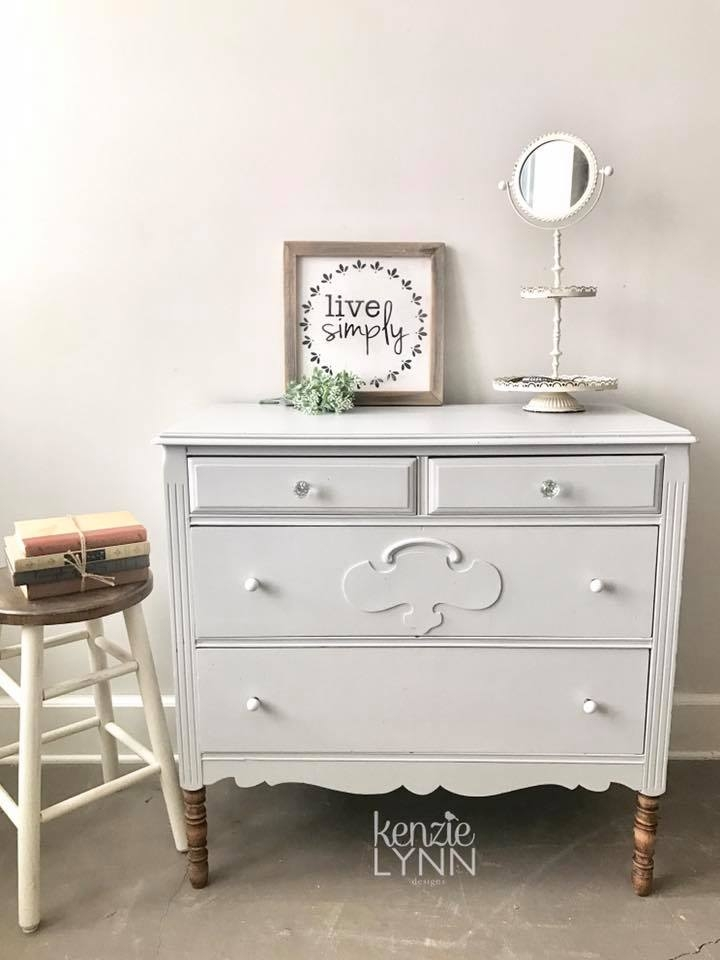 Quot Hilda Quot Decked In Seagull Gray Milk Paint General