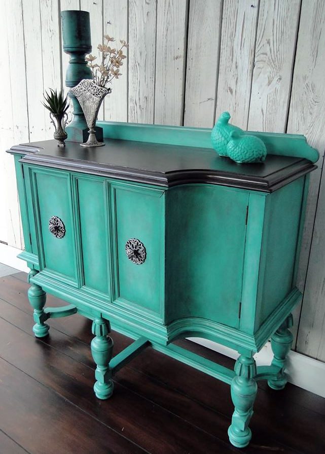 Patina Buffet General Finishes Design Center