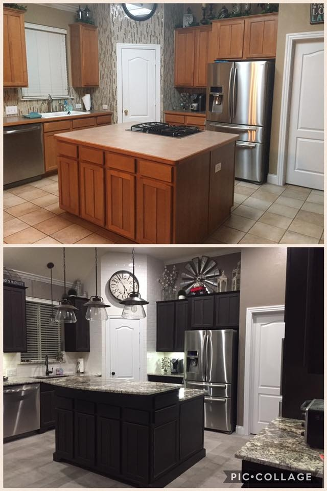 Phenomenal Kitchen Amp Bath Makeovers General Finishes
