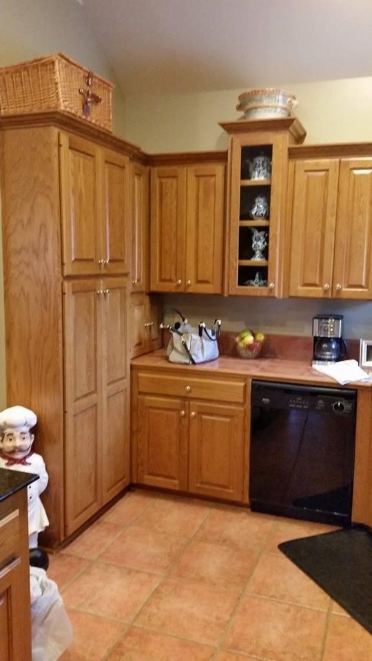 Renewed Kitchen Makeover General Finishes Design Center