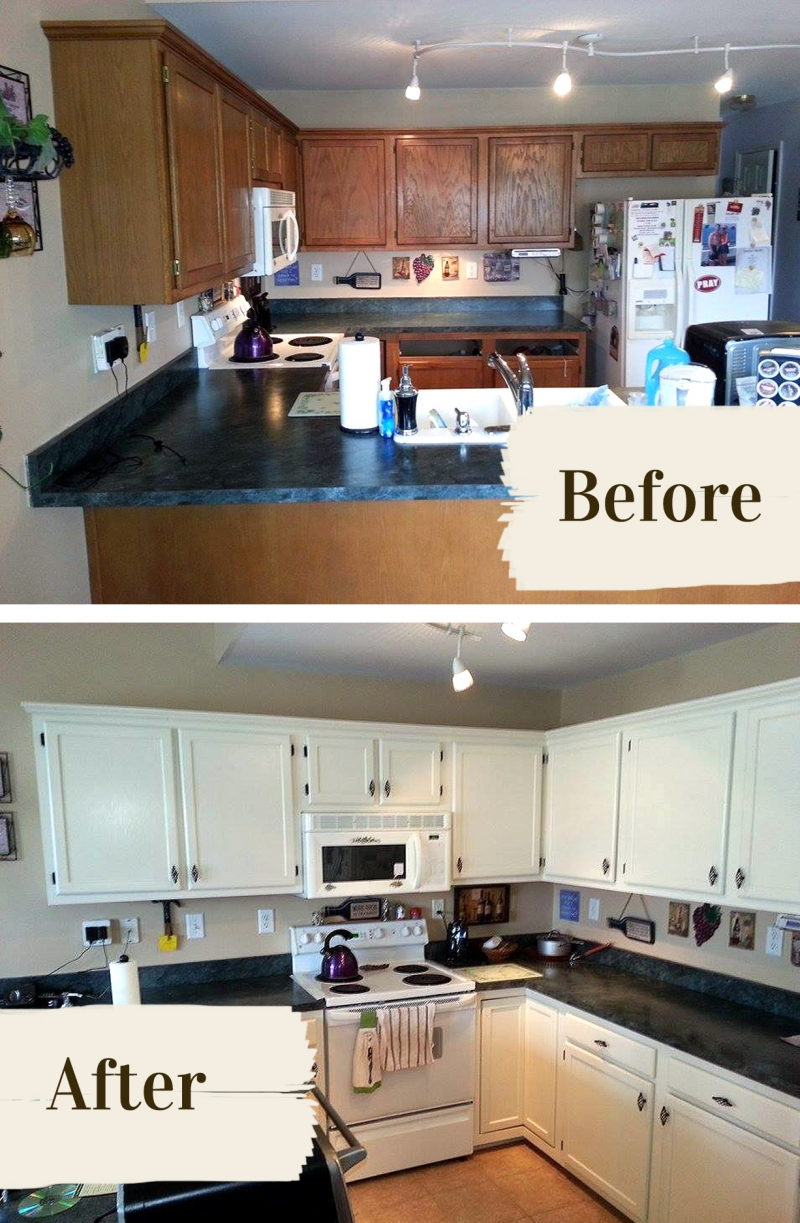 Kitchen Cabinet Refresh General Finishes Design Center