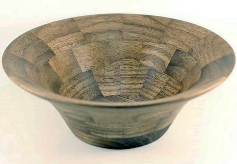 Black Walnut Wooden Bowl General Finishes Design Center
