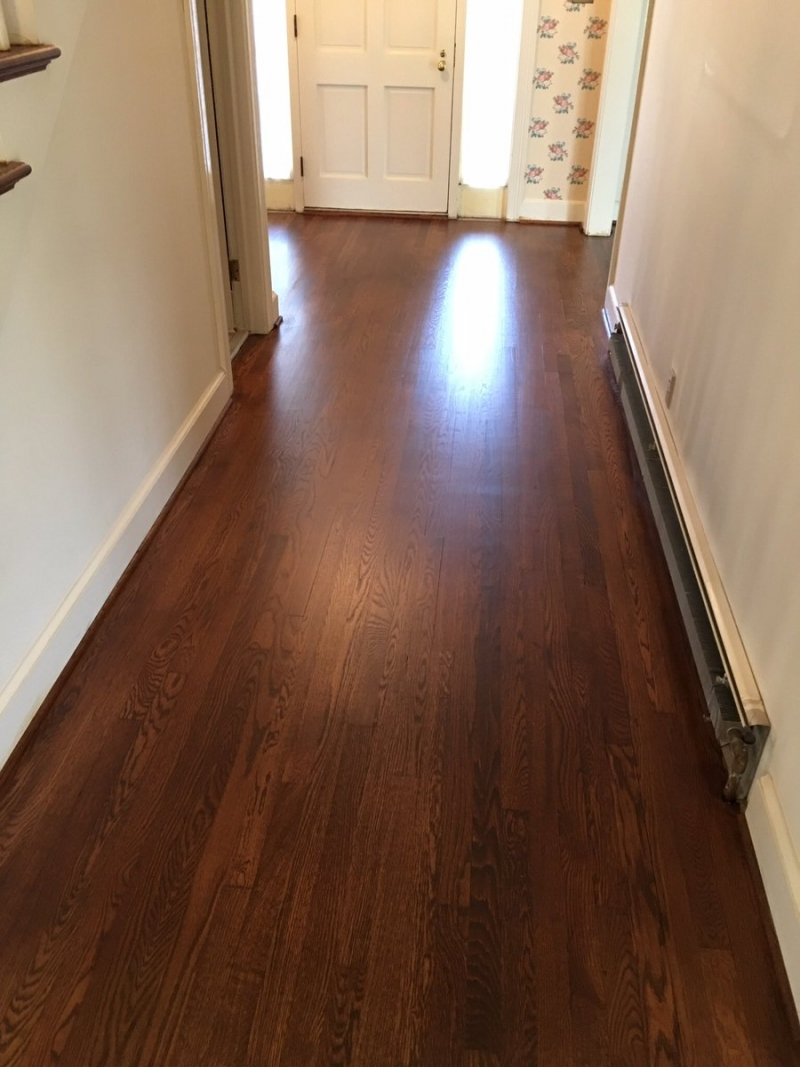 White Oak Floors Antique Brown Pro Floor Stain Amp