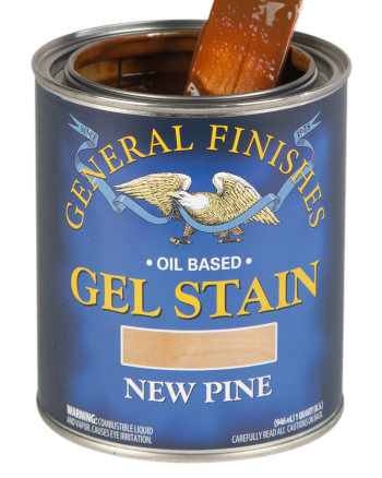 General Finishes Oil Based Wood Stain, Quart, New Pine