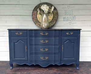 Furniture Design Ideas Featuring Chalk Style Paint