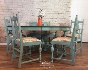 Furniture Design Ideas Featuring Chalk Style Paint | General ... on