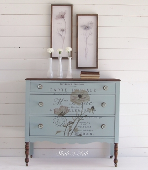 Furniture Design Ideas Featuring Image Transfers General Finishes Design Center
