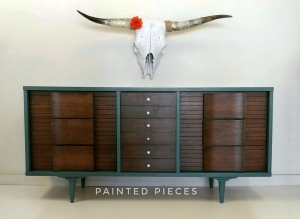 green painted furniture. Emerald Green Painted Furniture European Paint Finishes. Mcm Dresser In Java Gel And Custom Blue