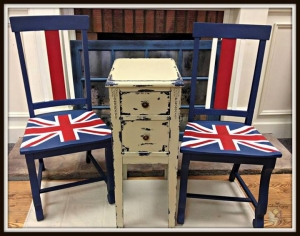 british flag furniture. Chairs Sporting The British Flag. \ Flag Furniture R