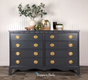 Queenstown Gray Dresser