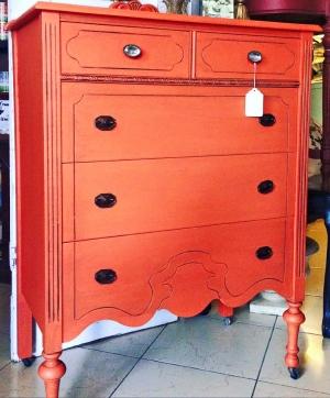 Furniture Design Ideas Featuring Orange