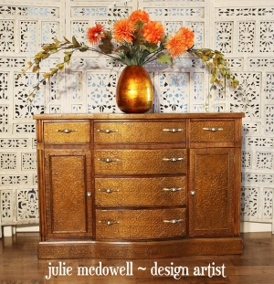 Burnished Pearl Buffet