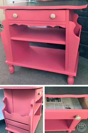 Furniture Design Ideas Featuring Pink & Coral   General Finishes ...