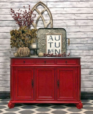 Furniture Design Ideas Featuring Red General Finishes