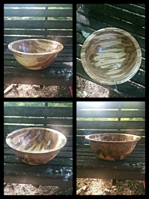 Wood Bowl Finish General Finishes