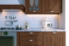 General Finishes Liquid Oil Wood Stain, Mocha - Cabinetry Example